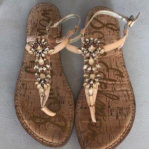 Sam Edelman Gene Sandals Size 8